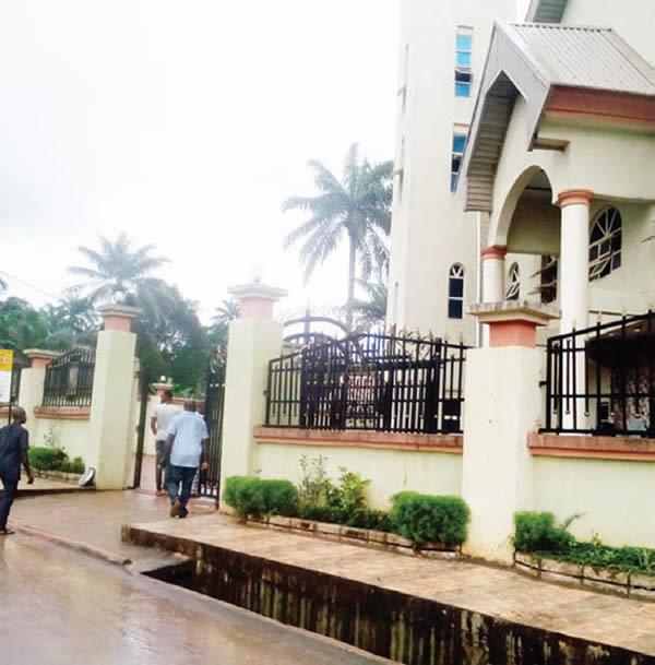 Unknown Gunmen Attacks Catholic Church In Anambra, 11 Dead, Others Injured