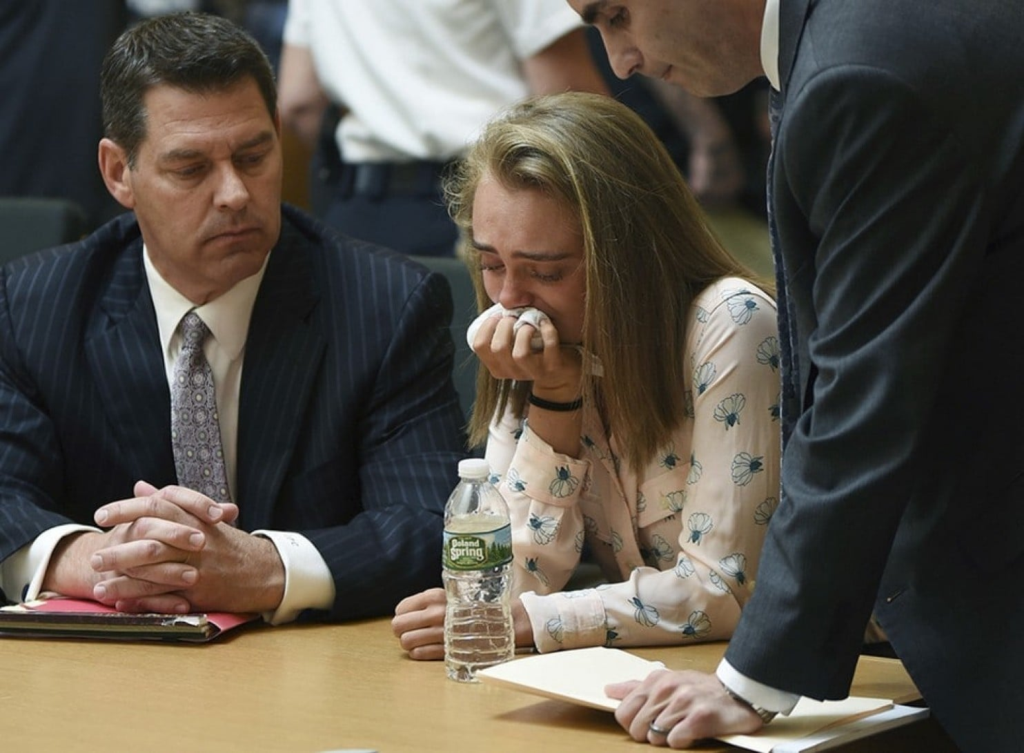 Michelle Carter's Boyfriend, Who Committed Suicide Because Of Her Text Message Sentenced To 15 Months