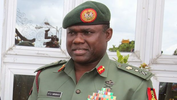 Court Freezes ex-COAS Minimah's Accounts Over Alleged N13.6bn Diversion