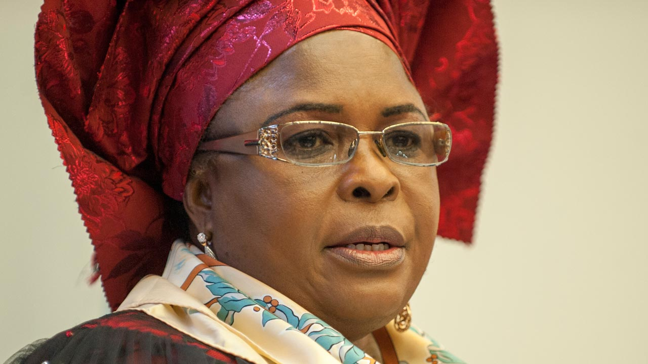 EFCC Planning To Assasinate Me - Patience Jonathan