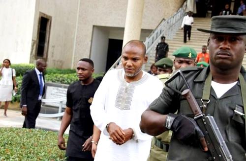 Biafra: My death will bring Igbo freedom faster  -  Nnamdi Kanu