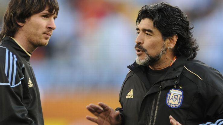 My Invitation To Messi's Wedding �Got Lost Somewhere'  -  Maradona