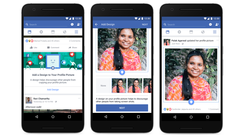 Facebook Allows Users From India To Have More Control Over Their Profile Pictures
