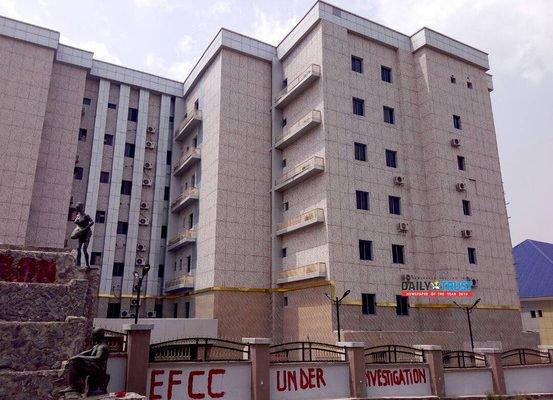 Corruption: EFCC Traces Multi-Billion Naira Abuja Property To Patience Jonathan