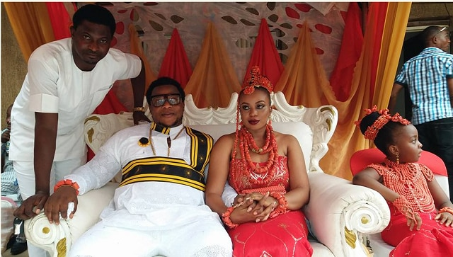 PH based pastor marries 3rd wife