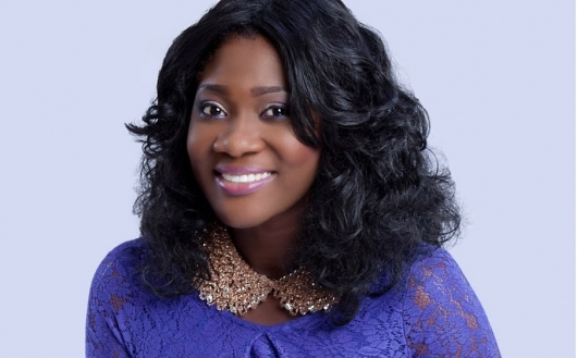 Mercy Johnson warns fans about imposters trying to dupe them in her name