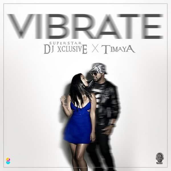 DJ Xclusive X Timaya  -  Vibrate