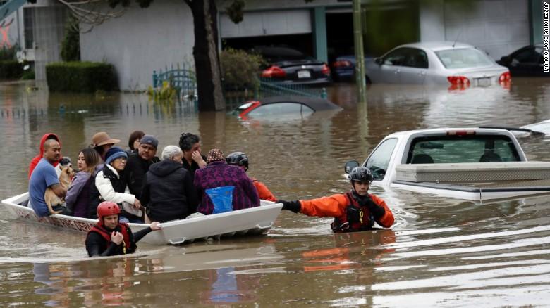 DoroTV Breaking News - San Jose Flooding