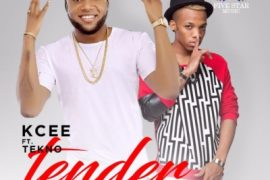 Latest Hit: Kcee ft Tekno - Tender
