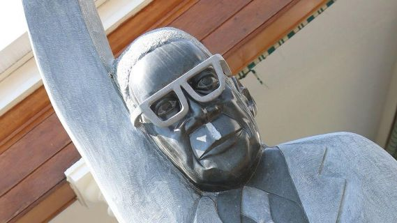 President Mugabe's Statue sparks criticism online