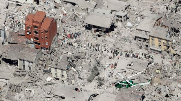 Magnitude 6.2 earthquake rocks Central Italy, death toll rises to 120