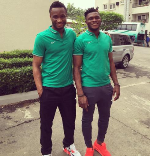 Papa Ejima: Mikel Obi and Aaron Samuel