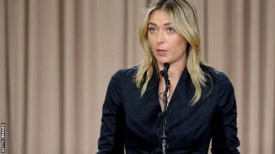 Maria Sharapova tested Positive to a Drug and has an explanation and an apology
