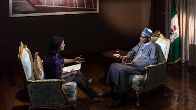 I have not failed - Buhari confirms to AlJazeera