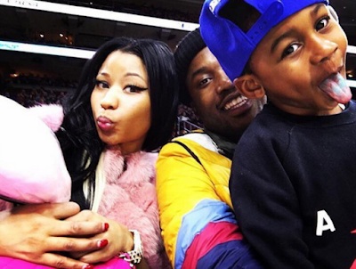 Meek Mill & Son vs Nicki