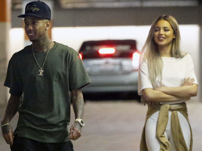 Tyga spotted with a Kylie Jenner's Body Double