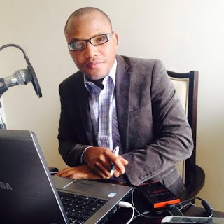 Court Orders Radio Biafra Nnamdi Kanu to Kuje Prison so he can be visited