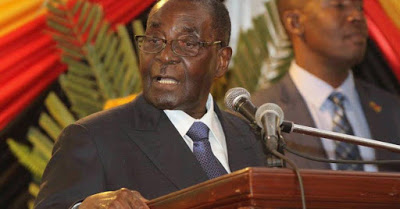 Robert Mugabe in critical condition - vice president Emmerson Mnangwagwa had been appointed acting president