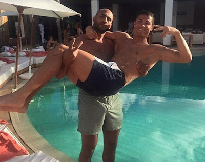 See why people claim Cristiano Ronaldo has turned gay