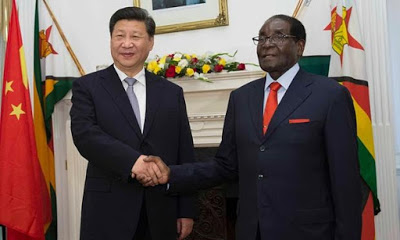 Zimbabwe adopts Chinese Yuan as its official currency - WTF?