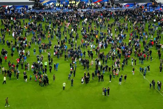 Stadium Security Helped Reduce Casualty in Paris Attack