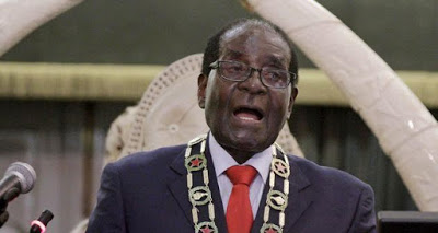 Robert Mugabe dies at the age of 95