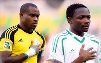 Two Nigerians make CAF Player of the Year list