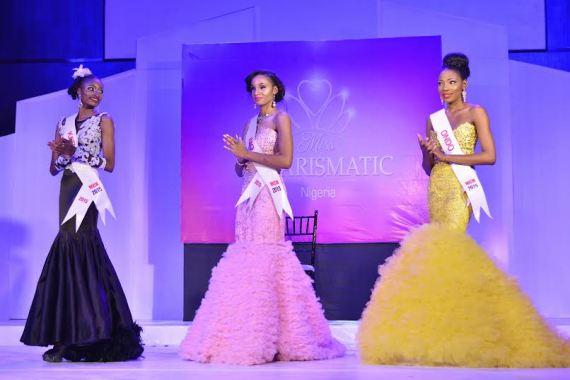 Meet the winner of Miss Charismatic Nigeria 2015 pageant