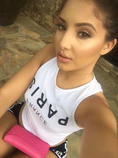 See what this hot lady said about Nigerian born Jahlil Okafor