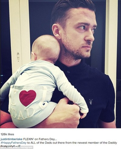 Justin Timberlake's Father's Day Message