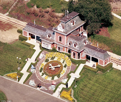 If you have $100m, you can take over MJ's Neverland Ranch