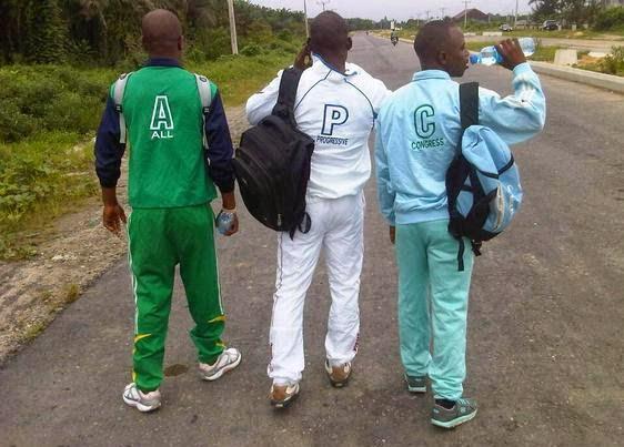 Buhari will soon snub trekkers - I warned them to stop the  trekking madness