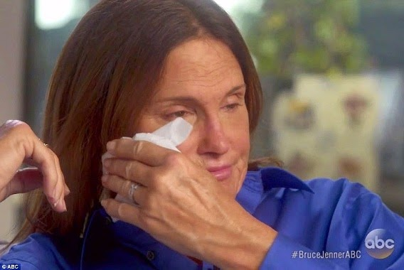 Bruce Jenner interview with ABC's Diane Sawyer will be his last as a man