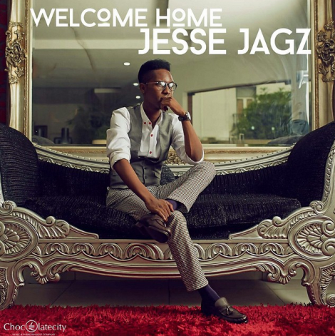 Jesse Jagz back at Chocolate City after 3 years