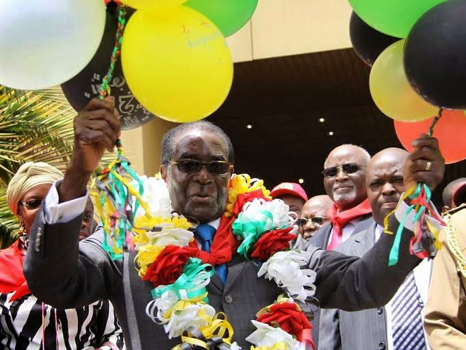 Elephant Meat to be served at Robert Mugabe's  $1m 91st Birthday