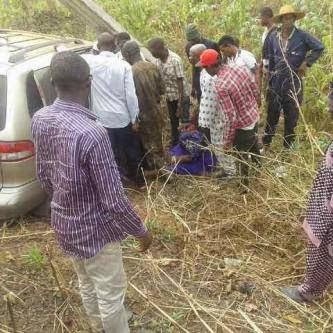 Wife of Jide Kosoko involved in a car crash.