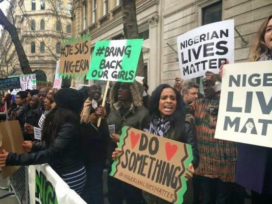 Nigerians in UK remember the people of Baga and the Boko Haram Crisis