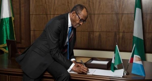 Buhari Sacks Osinbajo's Aide