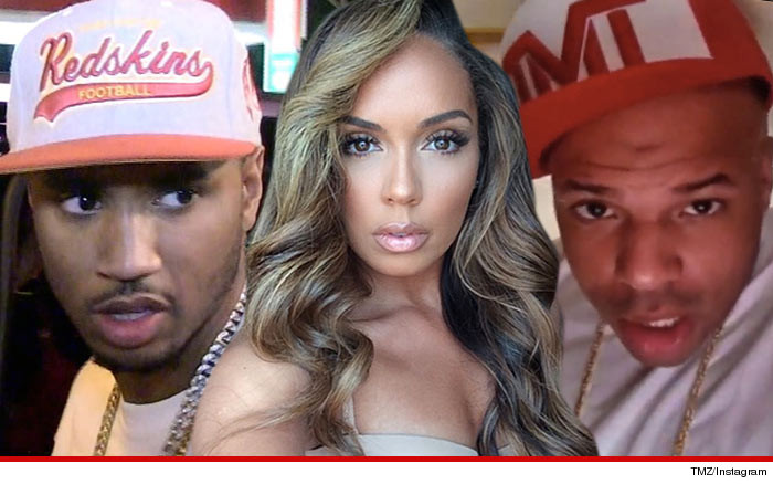 Earl Hayes murders wife Stephanie Moseley and kills himself over affair with Trey Songz