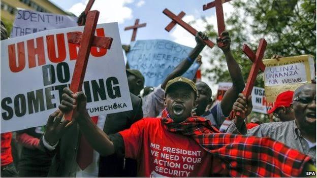 Gunmen kill non-Muslims, spare Muslims in Kenya