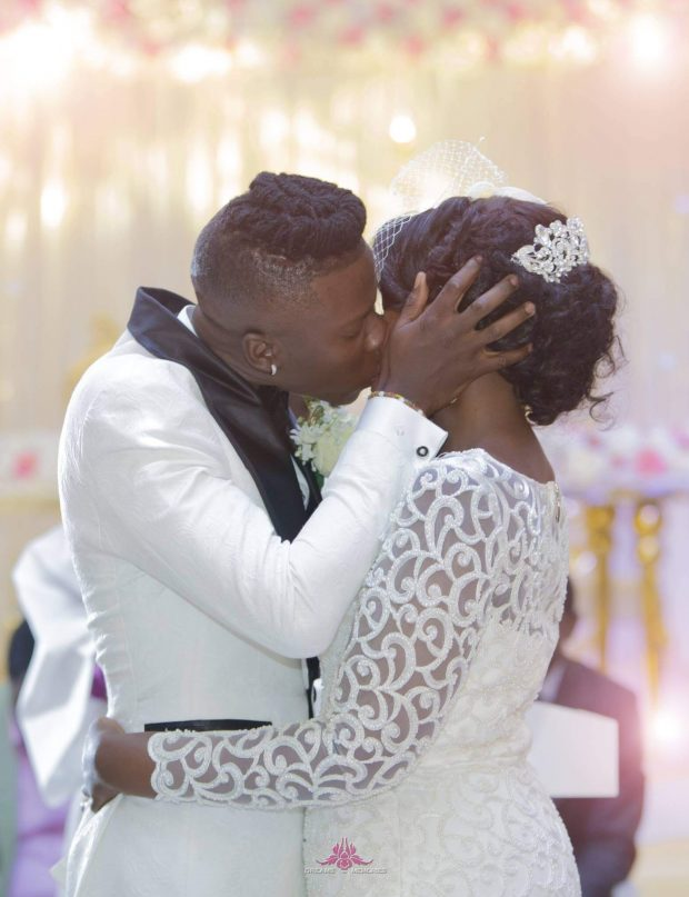 Sights & Glamour From StoneBwoy's Wedding To Dr. Louisa