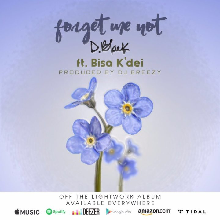 D-Black  -  'Forget Me Not' ft. Bisa Kdei