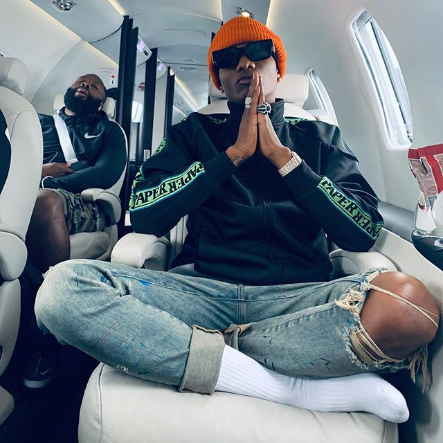 Wizkid Reveals He'll Drop New Track In 5 Next Years
