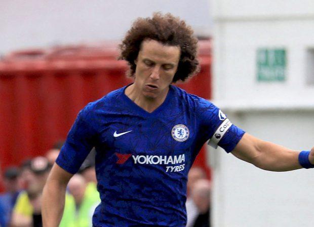 David Luiz Becomes Arsenal's Transfer Target