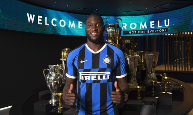 Inter Milan Finalizes £74m Deal With Romelu Lukaku From Manchester United