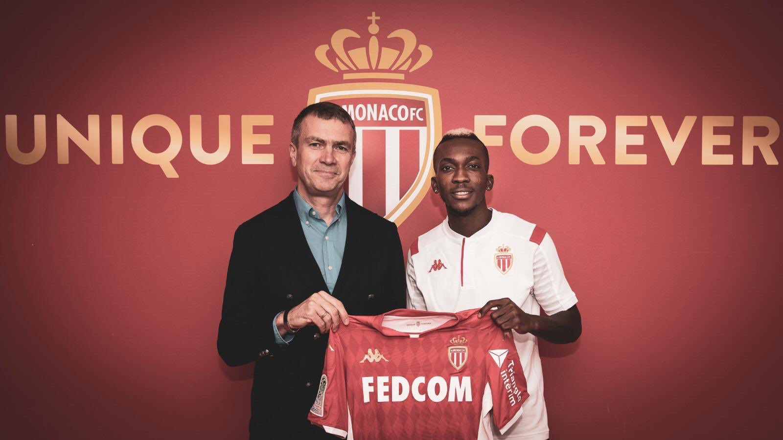 Henry Onyekuru Completes Deal With Monaco For  €15m
