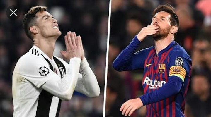 'The Difference between me and Messi is' - Ronaldo Finally Speaks Up