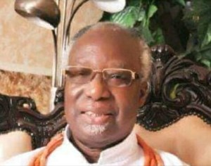 Chief Osayuki Obaseki, First Chairman Of NPFL Is Dead