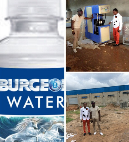Jim Iyke set to launch his own brand of bottled water (photo)