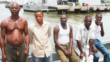 EFCC arraigns fishermen for fishing in unauthorized waters